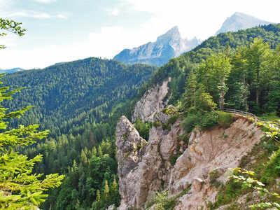 Bergtour zum Grünstein